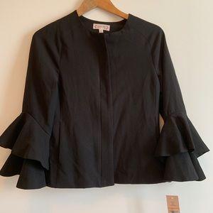 Nanette Lepore Black Blazer